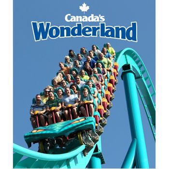 Canada's Wonderland $38 at Costco website
