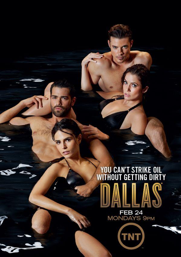 Dallas TNT season 3 josh Henderson Julie Gonzalo Jesse Metcalfe Jordana Brewster