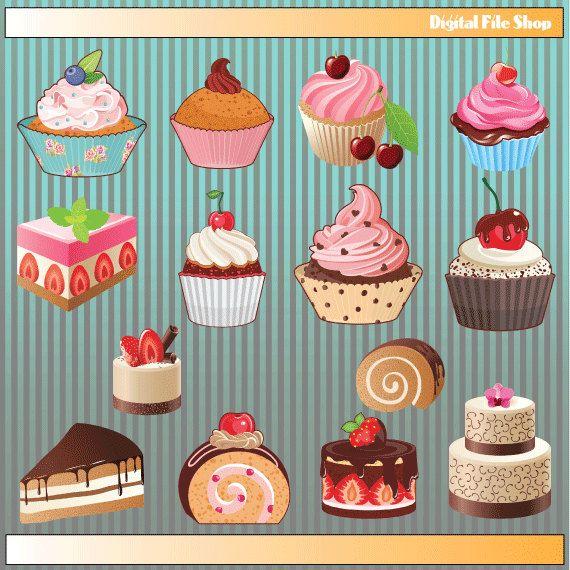 clipart dessert pictures - photo #32