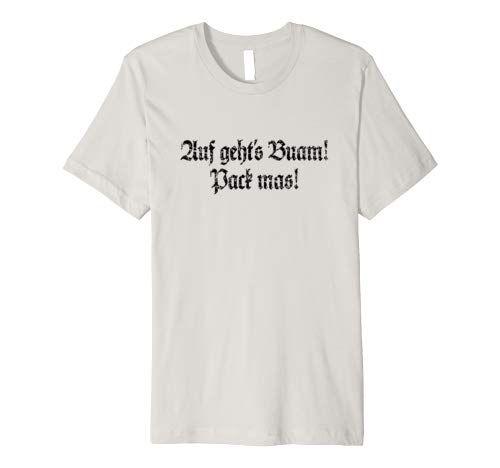 Bayern T Shirts Mit Einem Klassischen Vintage Design Für Bayerische