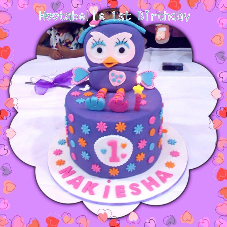 Hootabelle Cake !