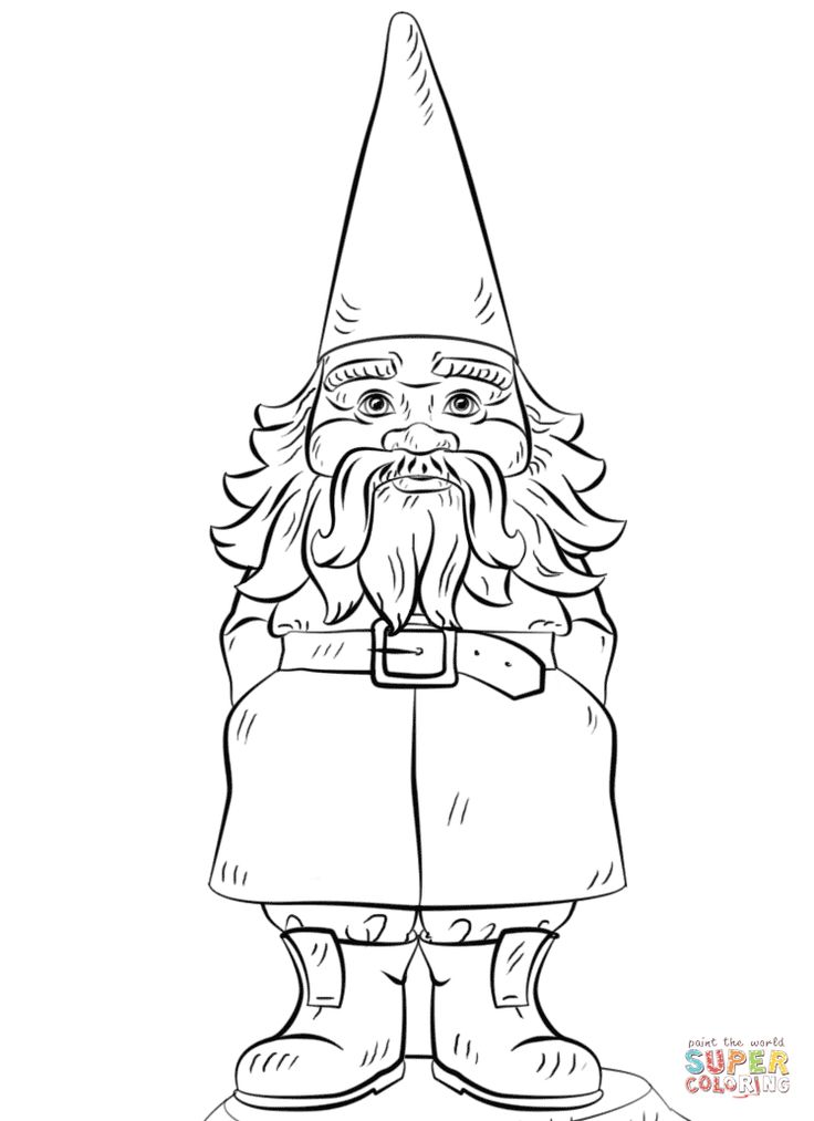 nisse coloring pages - photo#13