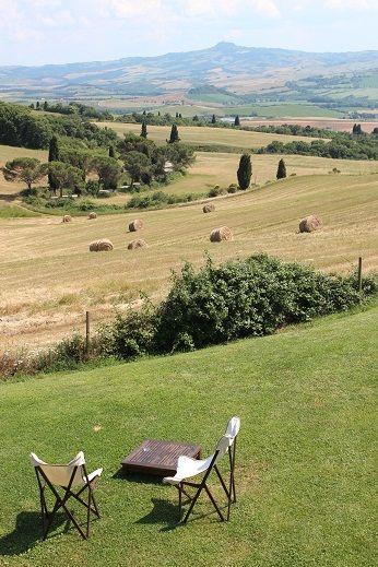 ヨーロッパの絵画のような田舎風景。サン・キリコ・ドルチャの見所まとめ。