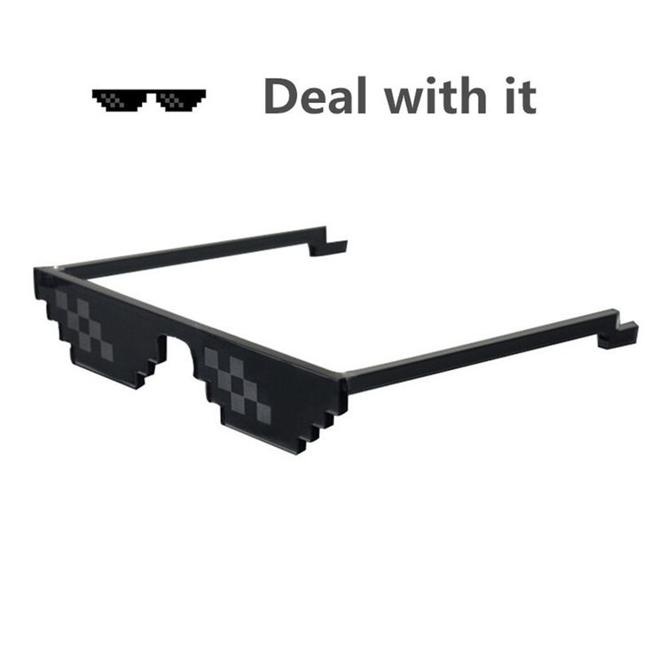 New arrival Deal With It Sunglasses 8 Bits attitude sunglasses eyewear popular around the world Minecraft Nerd Geek SunGlasses     Tag a friend who would love this!     FREE Shipping Worldwide     Buy one here---> http://letsnerdout.com/new-arrival-deal-with-it-sunglasses-8-bits-attitude-sunglasses-eyewear-popular-around-the-world-minecraft-nerd-geek-sunglasses/