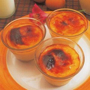 ¿Buena pinta? La leche asada es un #postre típico de #Canarias sencillo de hacer y, además, ¡riquísimo!