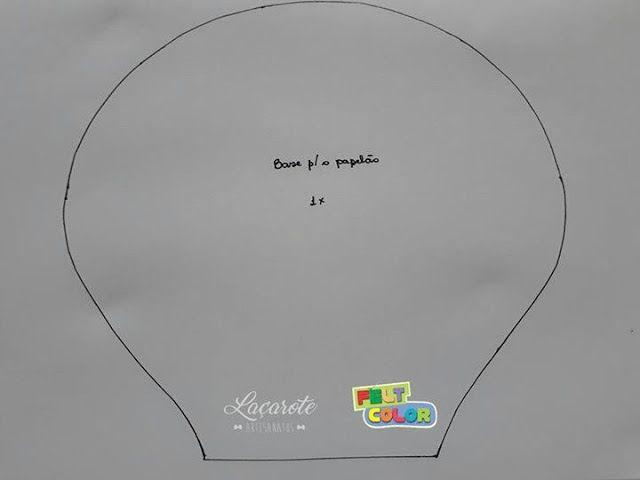 Molde Balao E Ursinho Com Imagens Molde De Balao Anjinhos De