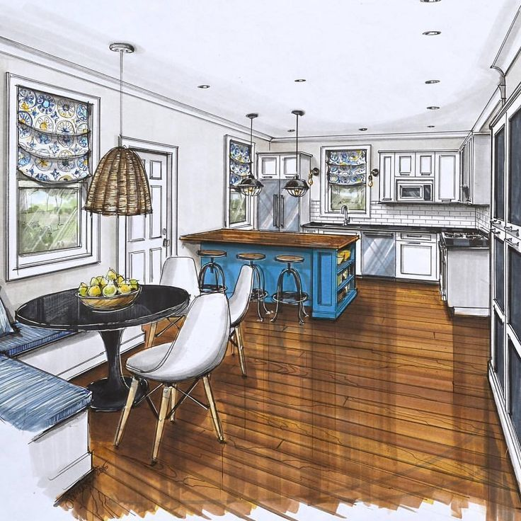 549 best interior drawing images on pinterest interior