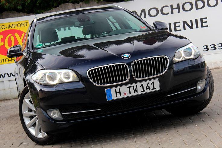 BMW 520D 2.0 184KM