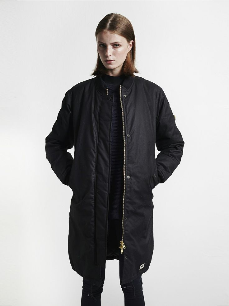 E M Bomber Black Brixtol Finally For Woman Now That I