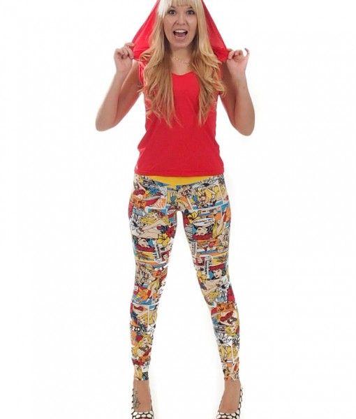 Camboriu I Love This Paradise leggings