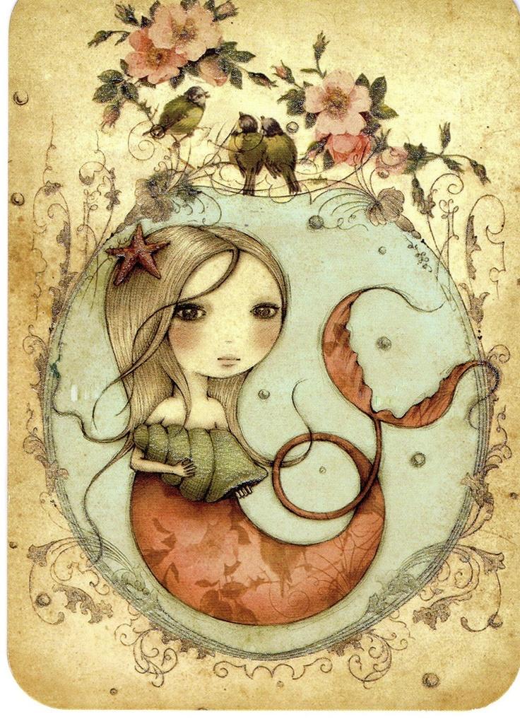 Ilustraciones #MIRABELLE de Santoro. Descubre la colección de albums, papeles y complementos para #Scrapbook en nuestra web