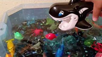 Playmobil Aquarium Shop Playset Sea Animals Toys For Kids - YouTube