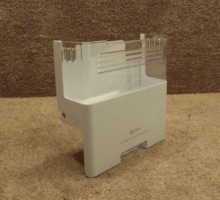 AKC72949311 LG Refrigerator Door Ice Dispenser Bucket Assembly