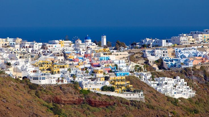 Santorini Island Vacations: Package & Save up to $570 | Expedia