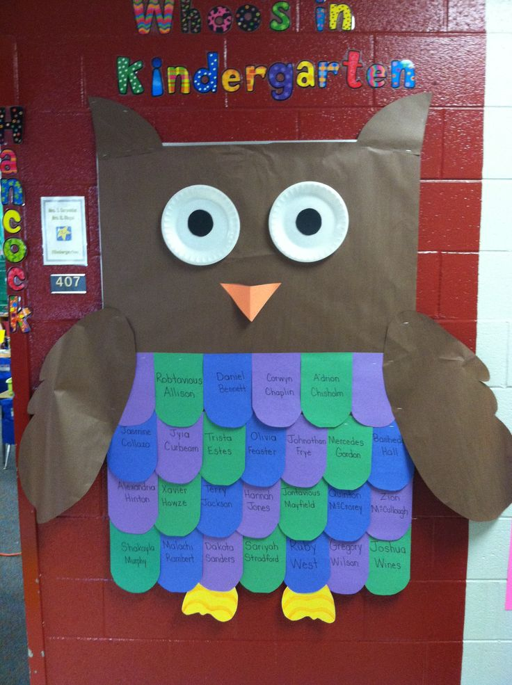 Owl Classroom Idea ~ Best ideas about owl classroom door on pinterest