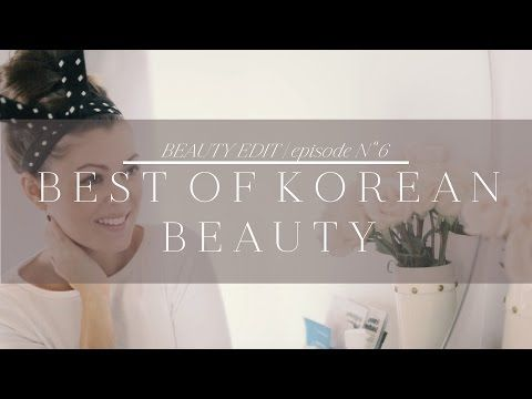 Discovering The Best Korean Beauty Products | Episode No. 6 - YouTube