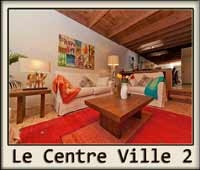 Downtown Montreal executive apartments. Central Montreal Canada lodging - short or long term. Garage.
