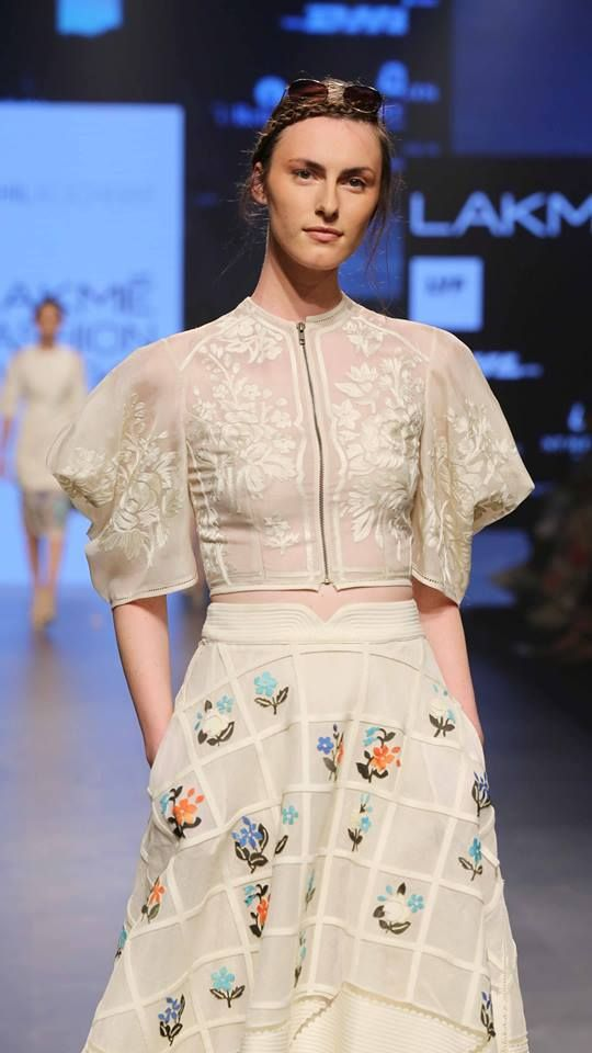 Lakme Fashion Week   Day 1   Sahil Kochhar