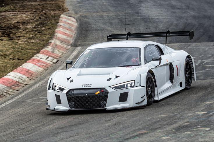 2016 Audi R8 LMS: Auslieferung Ende Oktober