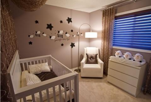 Tips, consejos e ideas para dormitorios unisex para bebés...