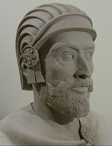 Sculpture of Cyrus the Great
