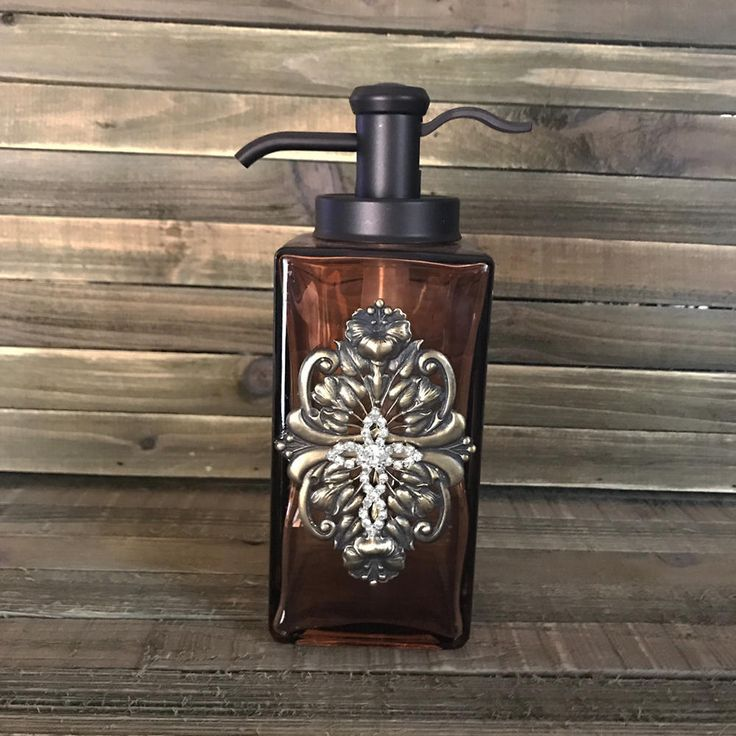 Soap Dispenser Lotion Dispensers Home Decor Decorative