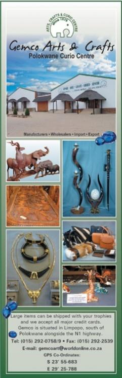 Polokwane - Gemco Arts & Crafts