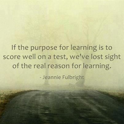 Brilliant Jeannie Fulbright quote. She's the award-winning author behind the Apologia science books we use for homeschooling.  (From the 'Homeschooling/Unschooling' page on Facebook).