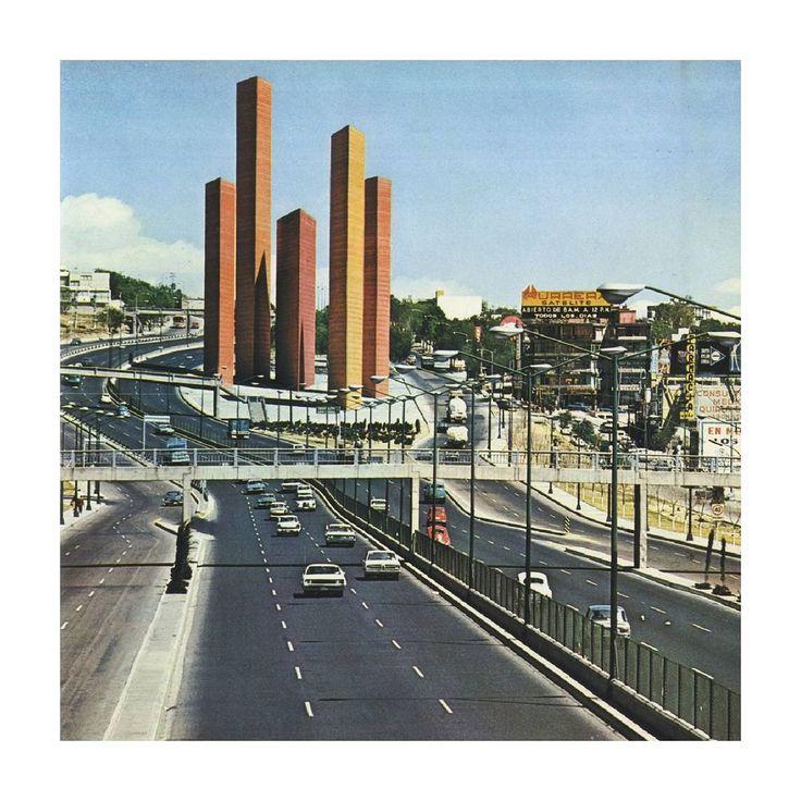 Satellite Towers, Barragán/Goeritz