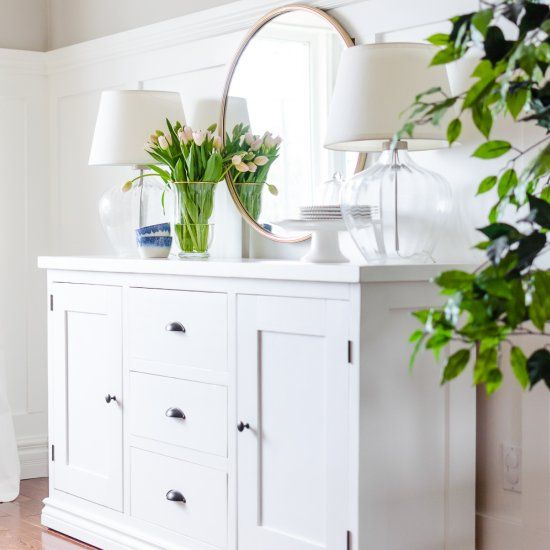 Add Character And Charm To Your Dining Room With A Beautiful Modern Farmhouse Sideboard Download BuffetBuild OwnModern
