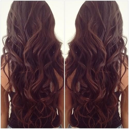 So I would like to have long curly/wavy hair for the wedding, and probably with extensions. Maybe a simple up-do for the ceremony that can easily be taken down for the reception without the curls getting messed up? :)