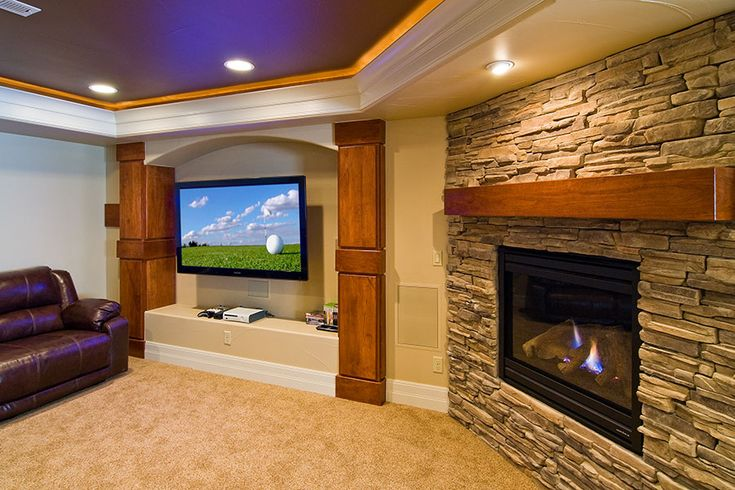 17 Best Images About Basement Home Theaters Tv Walls On