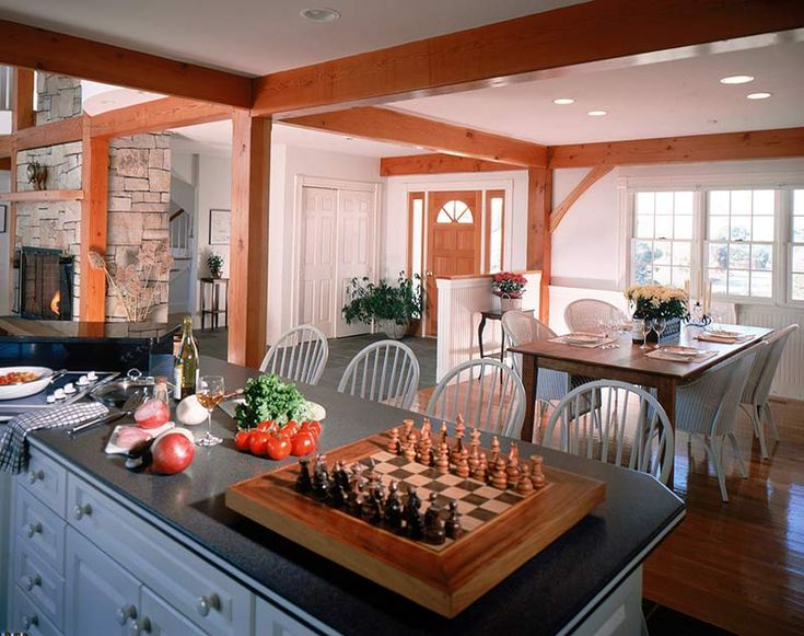 country kitchen pictures gallery 13 best post amp beam kitchens images on country 6120