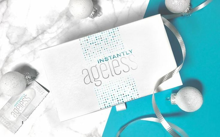 Instantly #Ageless is a powerful microcream that works quickly and effectively to diminish the visible signs of aging, with results that last 6–9 hours. Within 2 minutes, #Instantly #Ageless targets areas that have lost elasticity — revealing visibly toned and lifted skin.