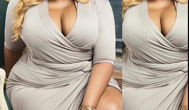 Meet the Uber-curvaceous Latasha Ngwube popularly known as 'Latasha Lagos' who is the Founder of #Aboutthatcurvylife and a Content Editor with Vanguard Allure Magazine.  Kemi Adetiba jokingly called her out saying she is trying to lure Anthony Joshua.  More photos below:  http://ift.tt/2vCbp0f gossip