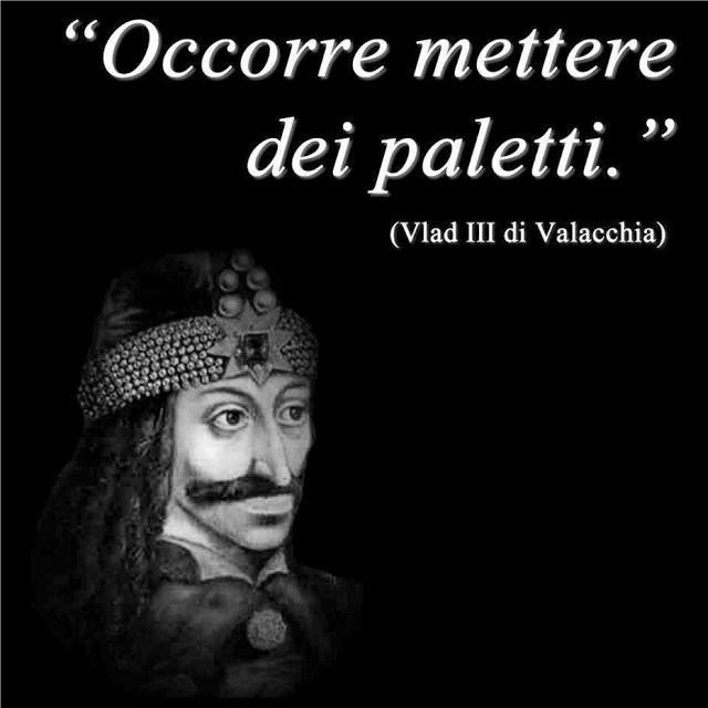 Dracula - Paletti | Citazioni e frasi improbabili dei personaggi famosi