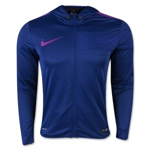 Nike GP FZ Knit Hoody (Royal) - WorldSoccerShop.com