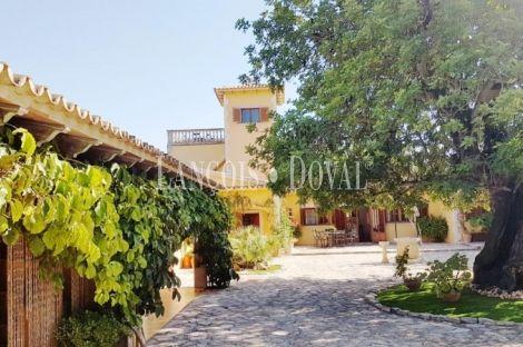 320 best fincas dehesas y haciendas en venta images on pinterest - Casa de campo mallorca ...