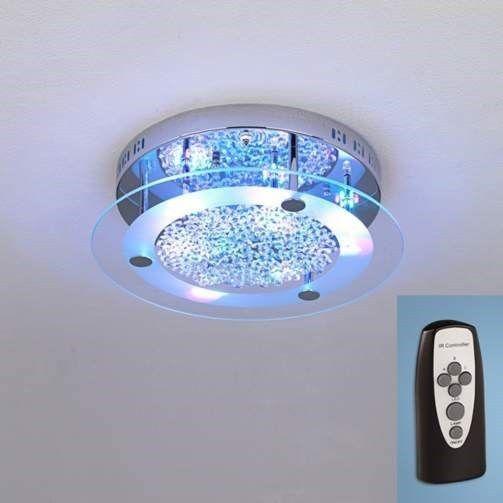 Led Ceiling Lights Nursery : New possini euro led light show floating jewels ceiling