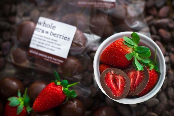 So delicious!  Noosa Chocolate Factory - Chocolatiers - BRISBANEQLD - TRUE LOCAL - 2016