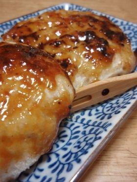 焼き饅頭(甘味噌だれの上州名物) by AyeYai [クックパッド] 簡単 ...