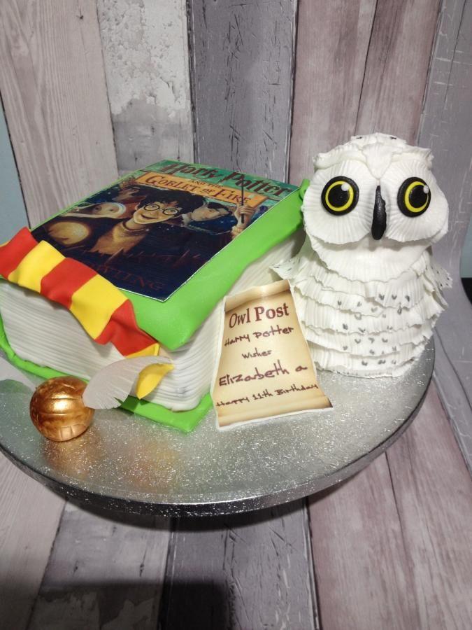 22 besten harry potter cakes bilder auf pinterest buch kuchen rezepte und sch ne kuchen. Black Bedroom Furniture Sets. Home Design Ideas