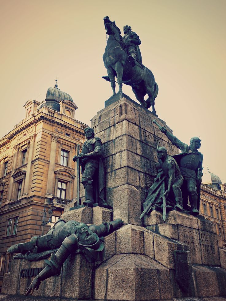 Monumento al re Władysław II. Jagiełło