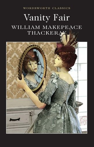 'Vanity Fair' by William Makepeace #Thackeray  (Author)  #GreatBooksoftheWesternWorld #Literature #Classics #Books #Western #Canon
