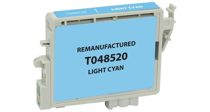 Buy T0485 (T048520) Light Cyan Ink Cartridge for Epson at LAinks.com. We offer to save 30-70% on ink and toner cartridges. 100% Satisfaction Guarantee.