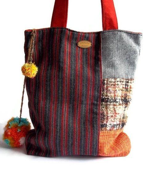 AMARADI, handmade bag, for inspiration only !!!!!