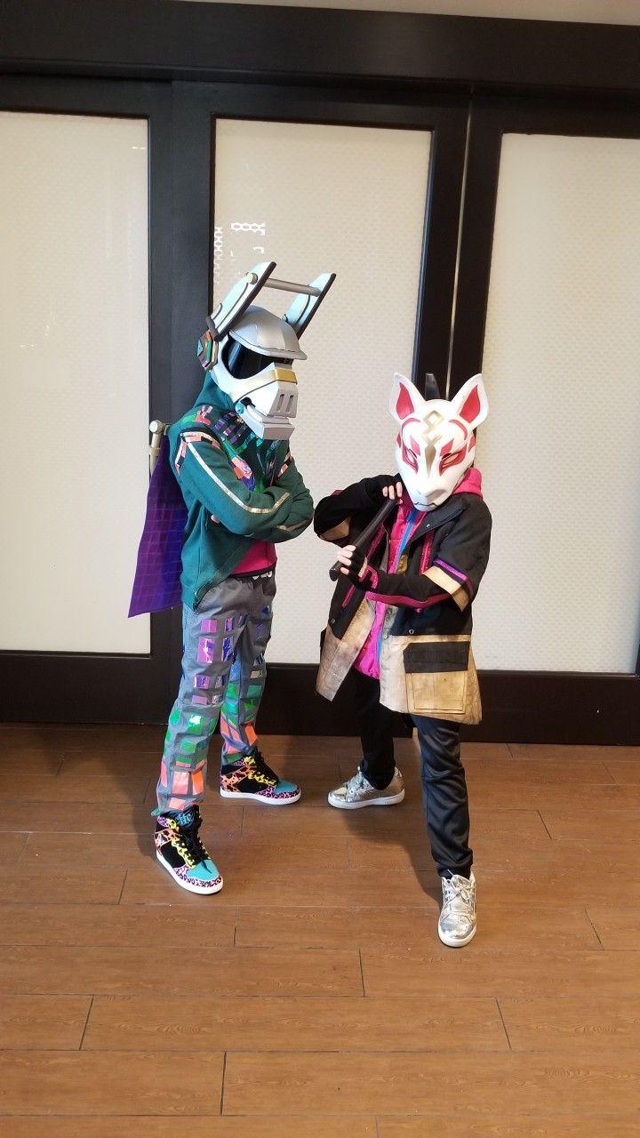 Most Popular Halloween Costumes 2020 Dj Yonder Finished costumes   DJ Yonder & Drift   Duo halloween costumes