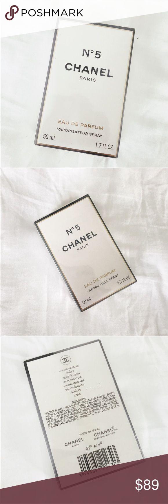 CHANEL No 5 Eau De Parfum 50ml 1.7 FL OZ. Brand new in box CHANEL Makeup