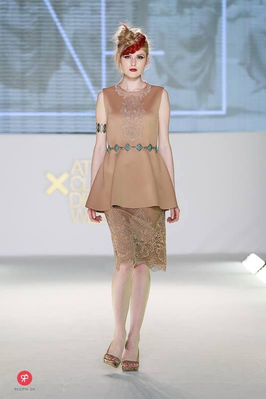 Athhens Xclusive Designers Week 4th day - Nene fashion, Greece Fits me - styling by Christi Pvg