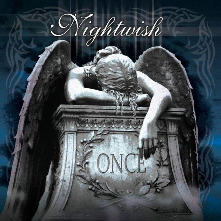 Nightwish - Once - 2004. Stellar album. Last one with Tarja Turunen.